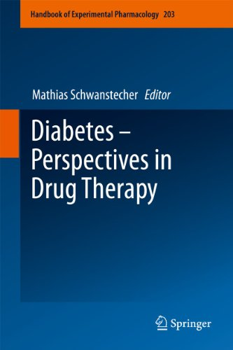 9783642172137: Diabetes - Perspectives in Drug Therapy (Handbook of Experimental Pharmacology)