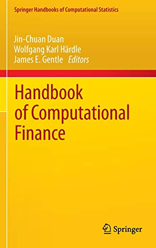 9783642172533: Handbook of Computational Finance (Springer Handbooks of Computational Statistics)
