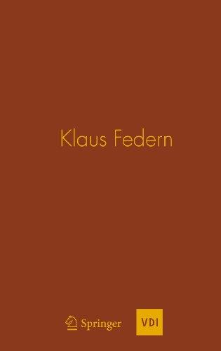 Klaus Federn.: Gasch, R.; K.