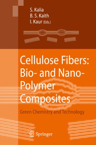 Cellulose Fibers: Bio- and Nano-Polymer Composites: Susheel Kalia