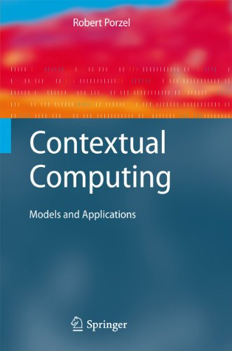 9783642173950: Contextual Computing: Models and Applications (Cognitive Technologies)