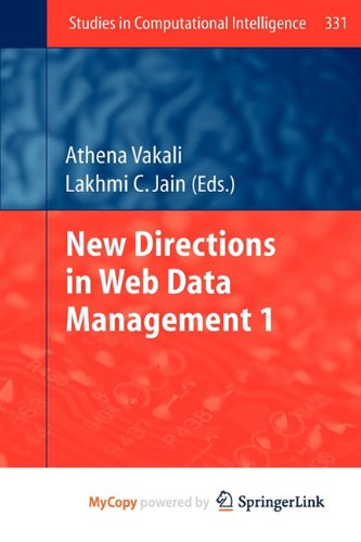 9783642175527: New Directions in Web Data Management 1
