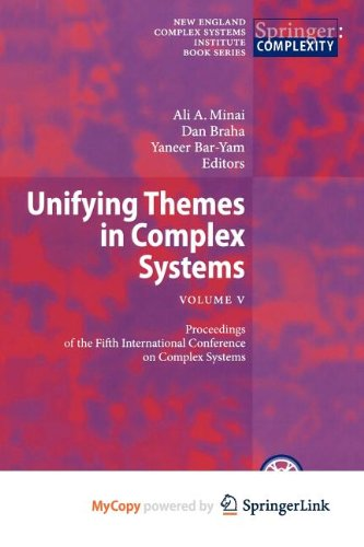 9783642176364: Unifying Themes in Complex Systems , Vol. V: Proceedings of the Fifth International Conference on Complex Systems