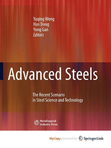 9783642176661: Advanced Steels: The Recent Scenario in Steel Science and Technology