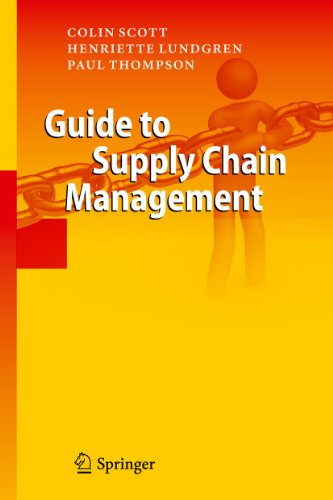 9783642176753: Guide to Supply Chain Management