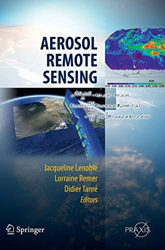 9783642177248: Aerosol Remote Sensing