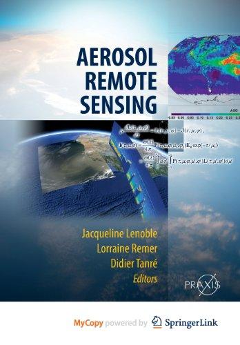 9783642177262: Aerosol Remote Sensing