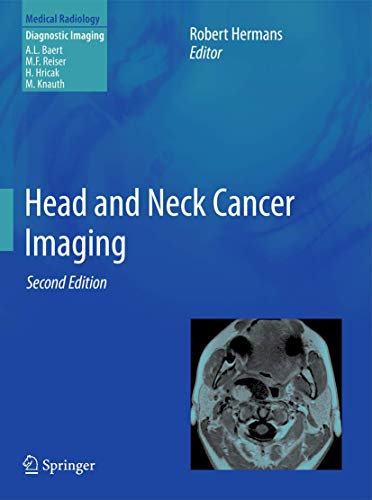 Head and Neck Cancer Imaging: Robert Hermans