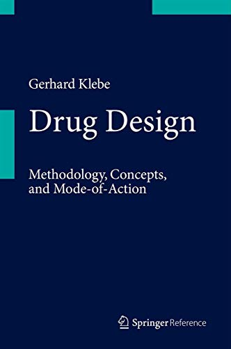 9783642179068: Drug Design: Methodology, Concepts, and Mode-of-Action