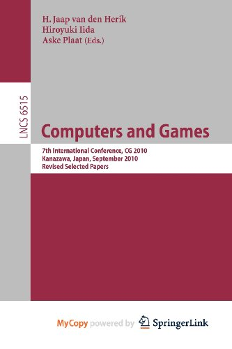 9783642179297: Computers and Games: 7th International Conference, CG 2010, Kanazawa, Japan, September 24-26, 2010, Revised Selected Papers
