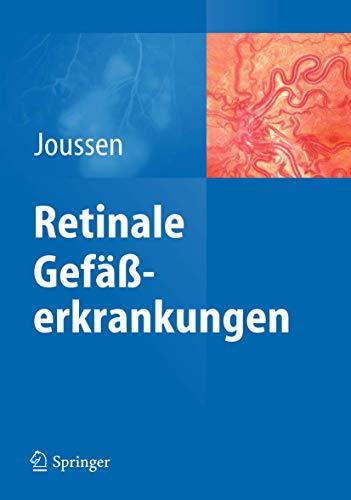 9783642180200: Retinale Gefäßerkrankungen (German Edition)
