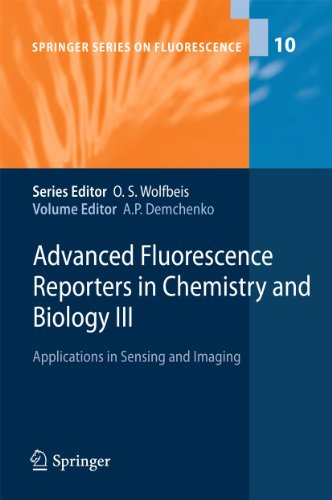 9783642180347: Advanced Fluorescence Reporters in Chemistry and Biology III: Applications in Sensing and Imaging (Springer Series on Fluorescence)
