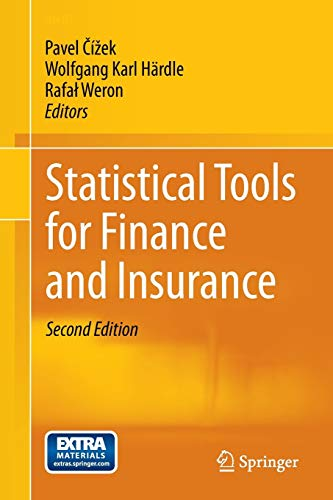 9783642180613: Statistical Tools for Finance and Insurance