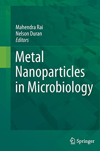 9783642183119: Metal Nanoparticles in Microbiology