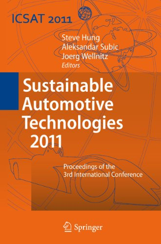 Sustainable Automotive Technologies 2011: Steve Hung