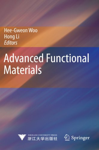9783642190766: Advanced Functional Materials