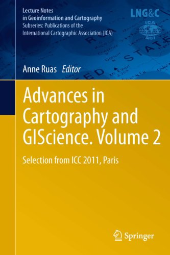 Advances in Cartography and GIScience. Volume 2: Anne Ruas