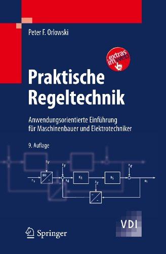 9783642192166: Praktische Regeltechnik (Vdi-Buch)