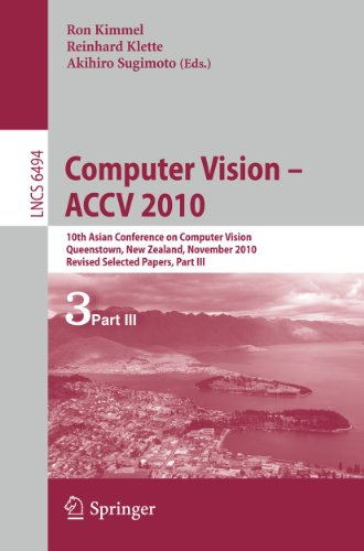 Computer Vision - ACCV 2010: 10th Asian Conference on Computer Vision, Queenstown, New Zealand, ...