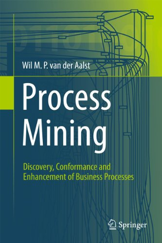 9783642193446: Process Mining: Discovery, Conformance and Enhancement of Business Processes