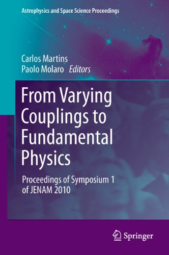 From Varying Couplings to Fundamental Physics: Carlos Martins