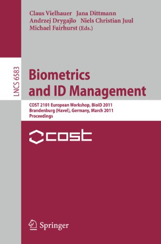9783642195297: Biometrics and ID Management: COST 2101 European Workshop, BioID 2011, Brandenburg (Havel), March 8-10, 2011, Proceedings (Lecture Notes in Computer Science)