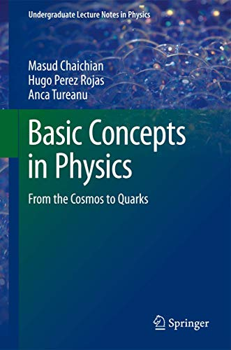 9783642195976: Basic Concepts in Physics: Basic Concepts in Physics