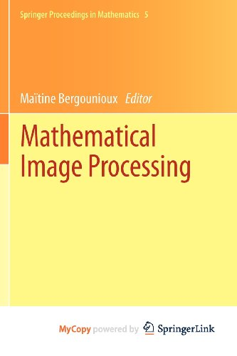 9783642196058: Mathematical Image Processing