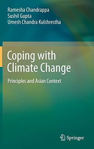Coping with Climate Change: Ramesha Chandrappa