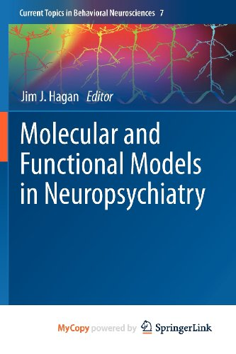 9783642197048: Molecular and Functional Models in Neuropsychiatry