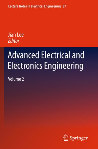 9783642197116: Advanced Electrical and Electronics Engineering: Volume 2 (Lecture Notes in Electrical Engineering)