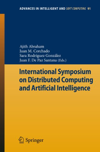 International Symposium on Distributed Computing and Artificial Intelligence Advances in ...