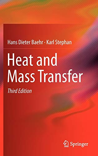 9783642200205: Heat and Mass Transfer