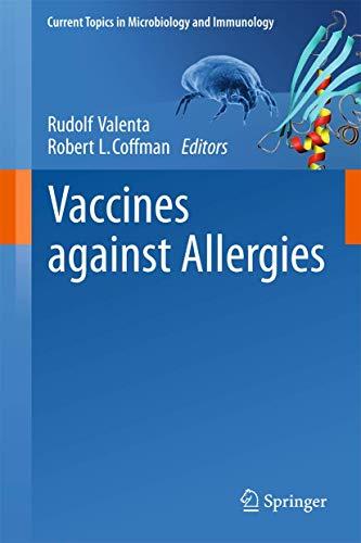 Vaccines against Allergies: Rudolf Valenta