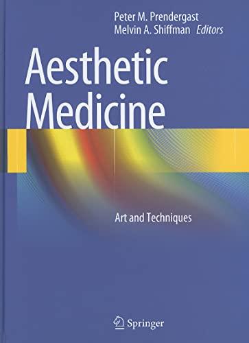 9783642201127: Aesthetic Medicine: Art and Techniques