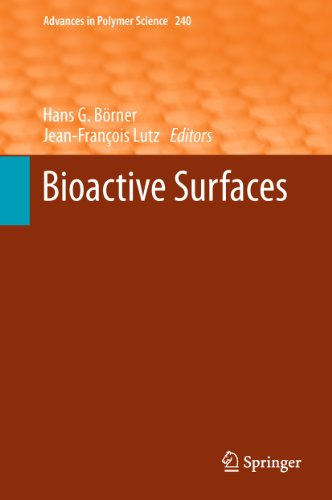 9783642201547: Bioactive Surfaces (Advances in Polymer Science)
