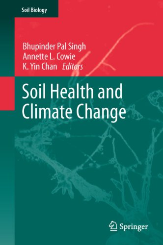 9783642202551: Soil Health and Climate Change (Soil Biology)