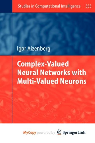 9783642203541: Complex-Valued Neural Networks with Multi-Valued Neurons