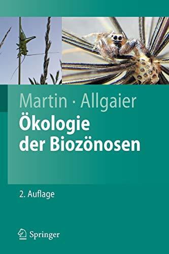 9783642206276: Ökologie der Biozönosen (Springer-Lehrbuch) (German Edition)