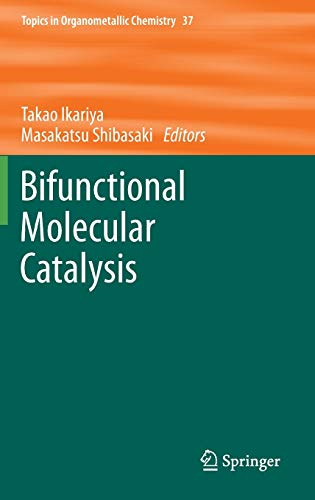 Bifunctional Molecular Catalysis: Takao Ikariya