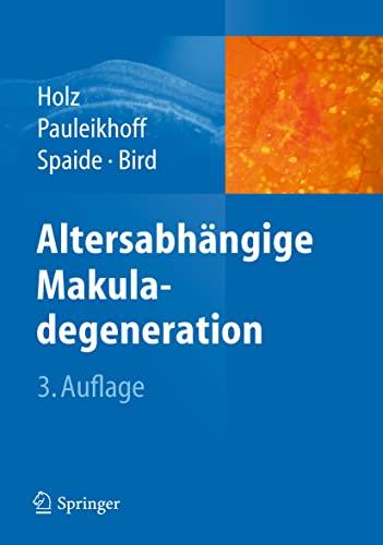 9783642208690: Altersabhängige Makuladegeneration