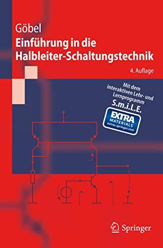 9783642208867: Einführung in die Halbleiter-Schaltungstechnik (Springer-Lehrbuch)