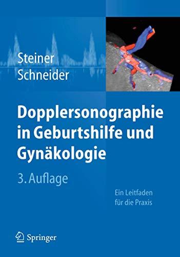 9783642209376: Dopplersonographie in Geburtshilfe und Gynäkologie: Ein Leitfaden für die Praxis (German Edition)