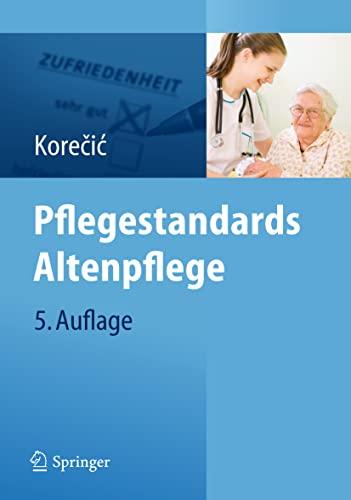 9783642209604: Pflegestandards Altenpflege (German Edition)