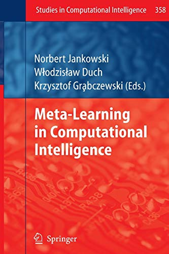 Meta-Learning in Computational Intelligence: Norbert Jankowski