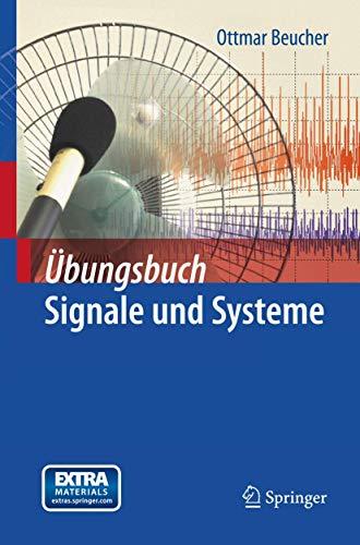 9783642211874: Ubungsbuch Signale Und Systeme