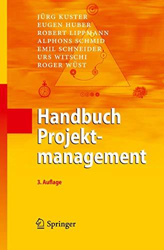 9783642212420: Handbuch Projektmanagement
