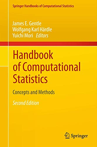 9783642215506: Handbook of Computational Statistics 2Bde.: Concepts and Methods (Springer Handbooks of Computational Statistics)