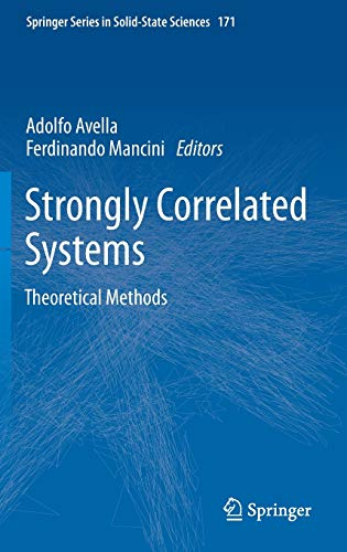 9783642218309: Strongly Correlated Systems: Theoretical Methods (Springer Series in Solid-State Sciences)