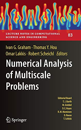 9783642220609: Numerical Analysis of Multiscale Problems (Lecture Notes in Computational Science and Engineering)